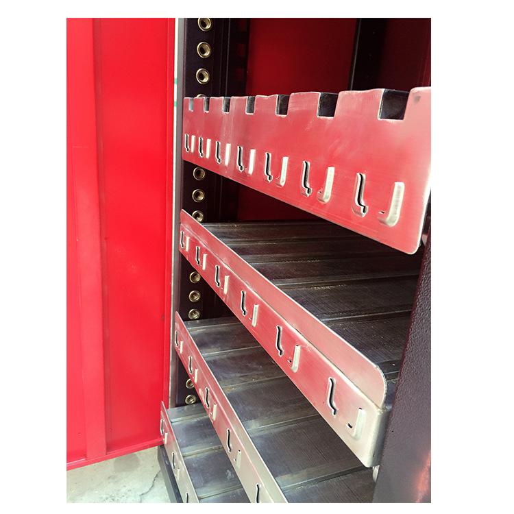 通快折弯机模具柜的改善设计方案